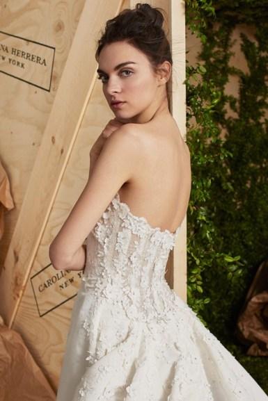 Carolina Herrera Spring 2017 Bridal Collection (3)