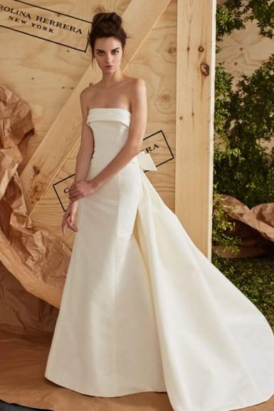 Carolina Herrera Spring 2017 Bridal Collection (5)